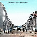 Fourmies - la grande rue