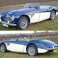 AUSTIN HEALEY - 3000 BT7