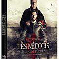 Concours les médicis : 3 coffrets dvd d'une fabuleuse série à gagner!!