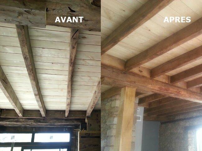 Poncer un plafond stunning dlicieux peindre mur sans - Mettre une sous couche avant de peindre ...