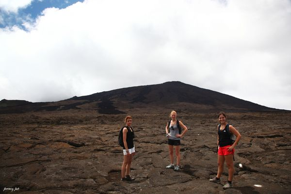 girls au milieu de la fournaise
