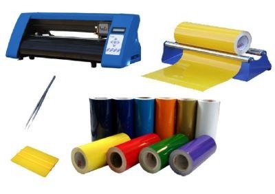 Kits de demarrage adhesif