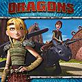 Dragons : l'école de dressage