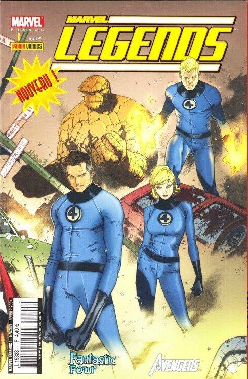Panini Marvel Legends