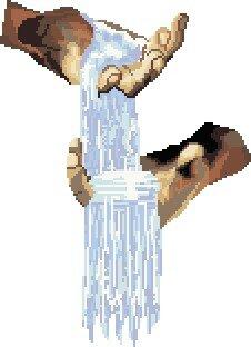 eau mains grille pt