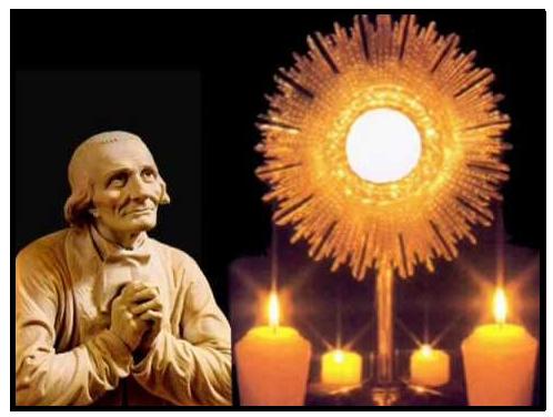 Saint Jean-Marie Vianney, dit Saint Curé d'Ars: vie, message, prières et  citations - Chorale Belgo-Burundaise CSFA