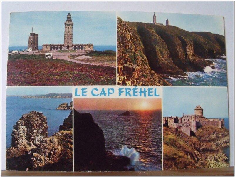 Cap Fréhel - datée 1972