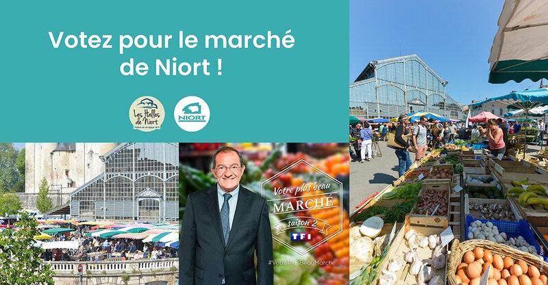 plus_beau_marche de France Halle de Niort
