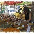 Marché de Provence de Bédouin