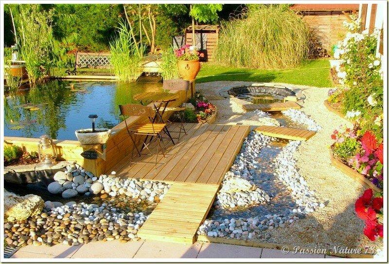 Le bassin...Mon petit coin de paradis (11)