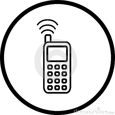 symbole_de_t_l_phone_portable_thumb1711886