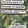Rallye automobile du 28 septembre 2014