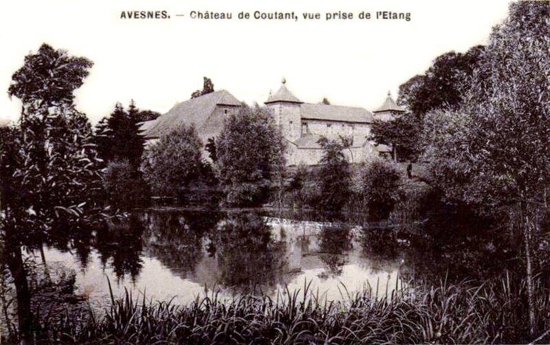 AVESNOIS-Le Château de Coutant4