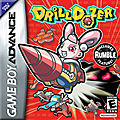 Drill dozer sur gameboy advance