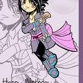 Happy birthday naikkoh - par ariall
