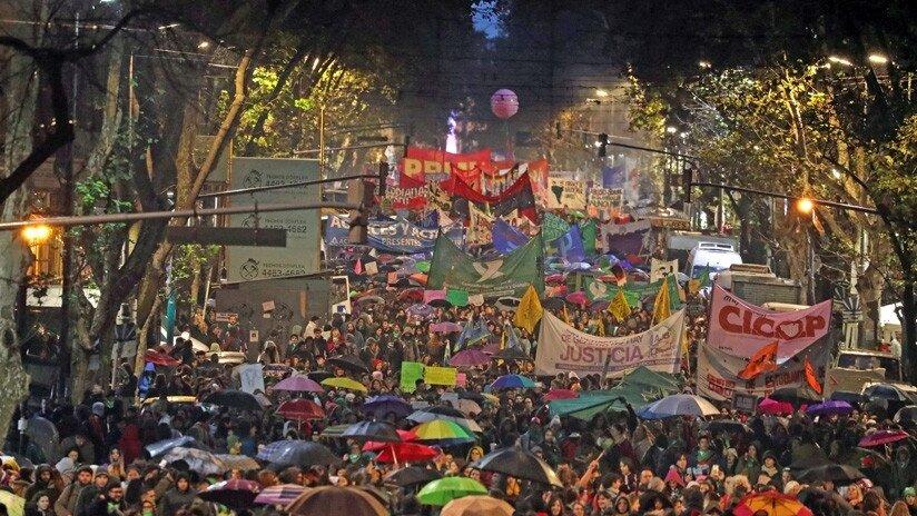 4 juin en Argentine