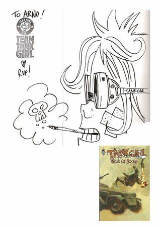 dedicace-Tank-girl
