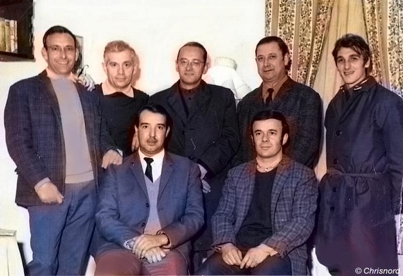 Comité AS TRELON (début années 70)