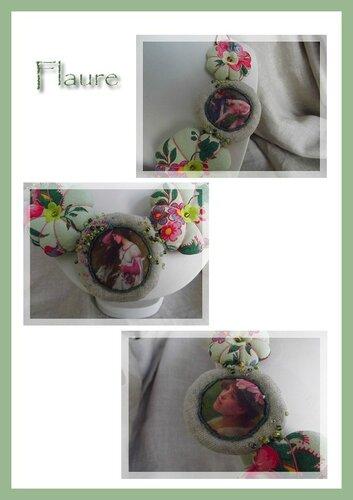 collier lin jardin anglais