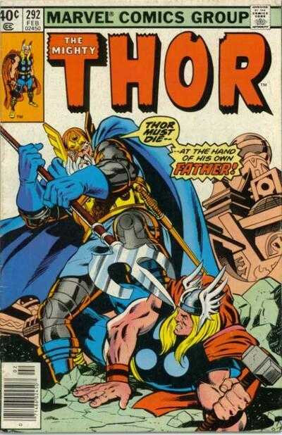 mighty thor 1966 292