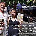 Dr yann yoro auteur - humaniste et linda leininger auteur - naturopathe
