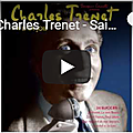 Sainte-catherine - charles trenet (partition - sheet music)