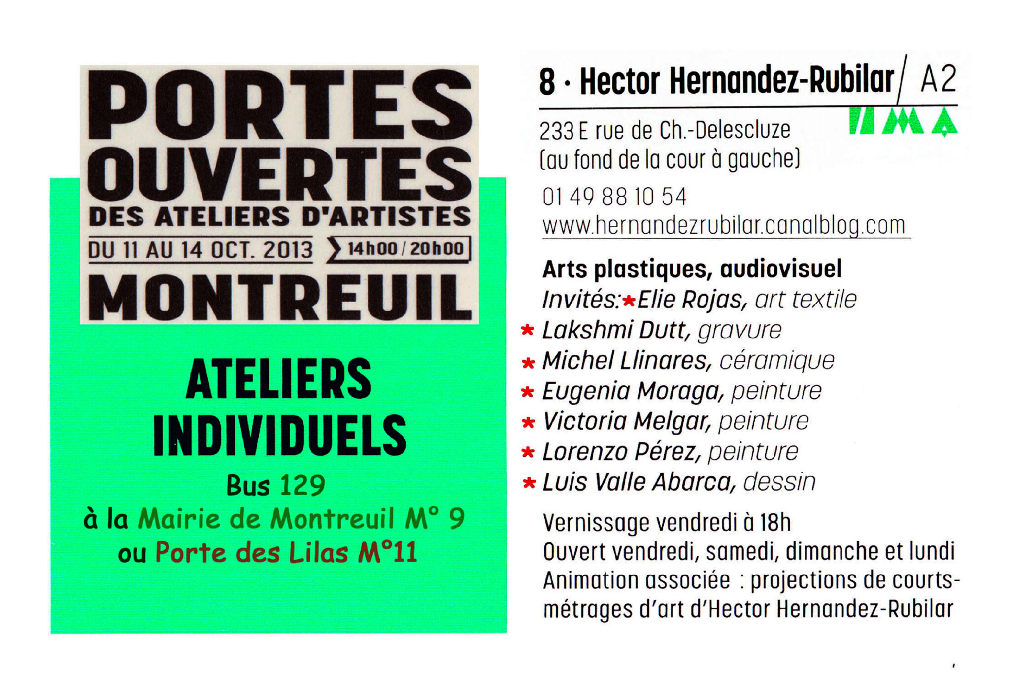PO Montreuil 2013T