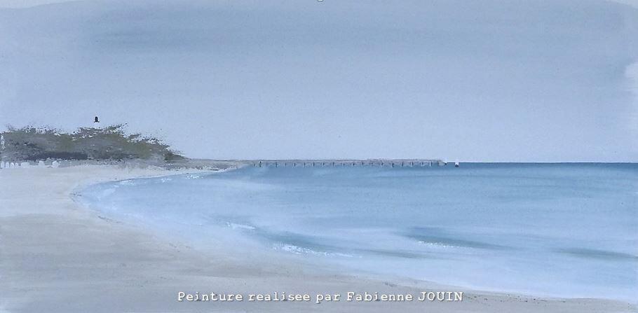 Noirmoutier, plage des Dames
