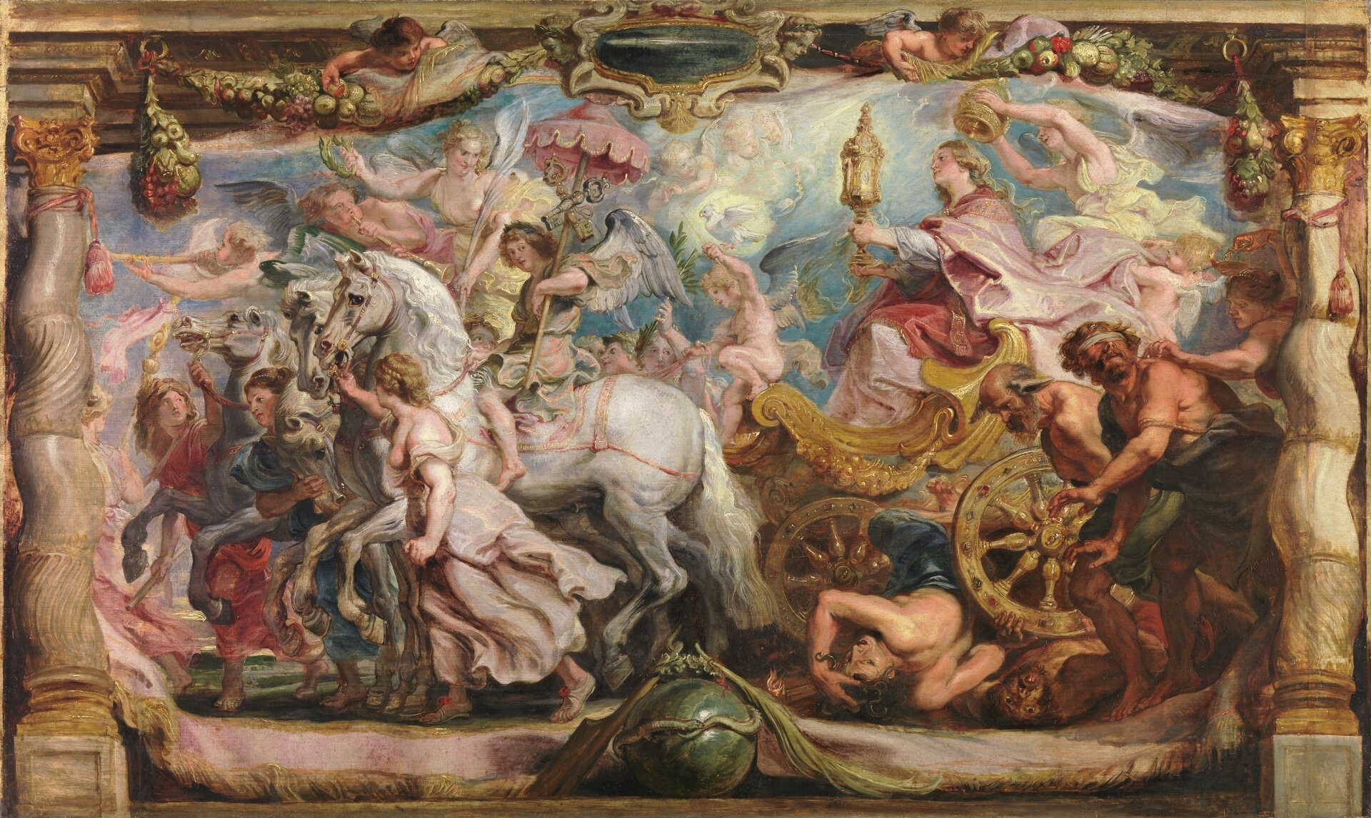 Exhibition at the Prado Museum brings together 82 sketches