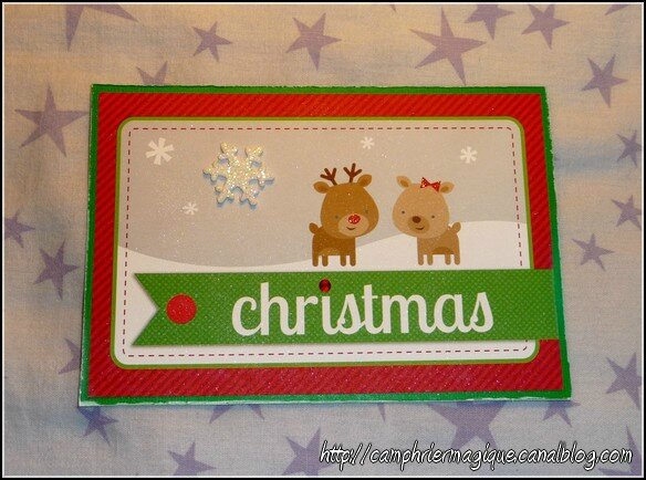 carte Christmas 12