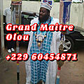 Puissant marabout africain olou