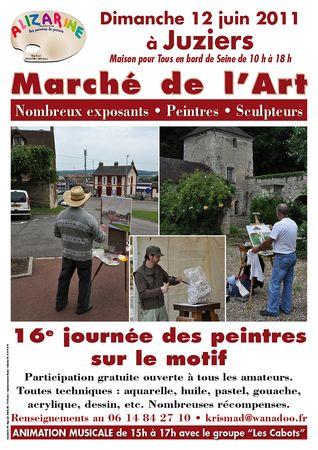 Affiche_Alizarine_March__de_l_Art_2011