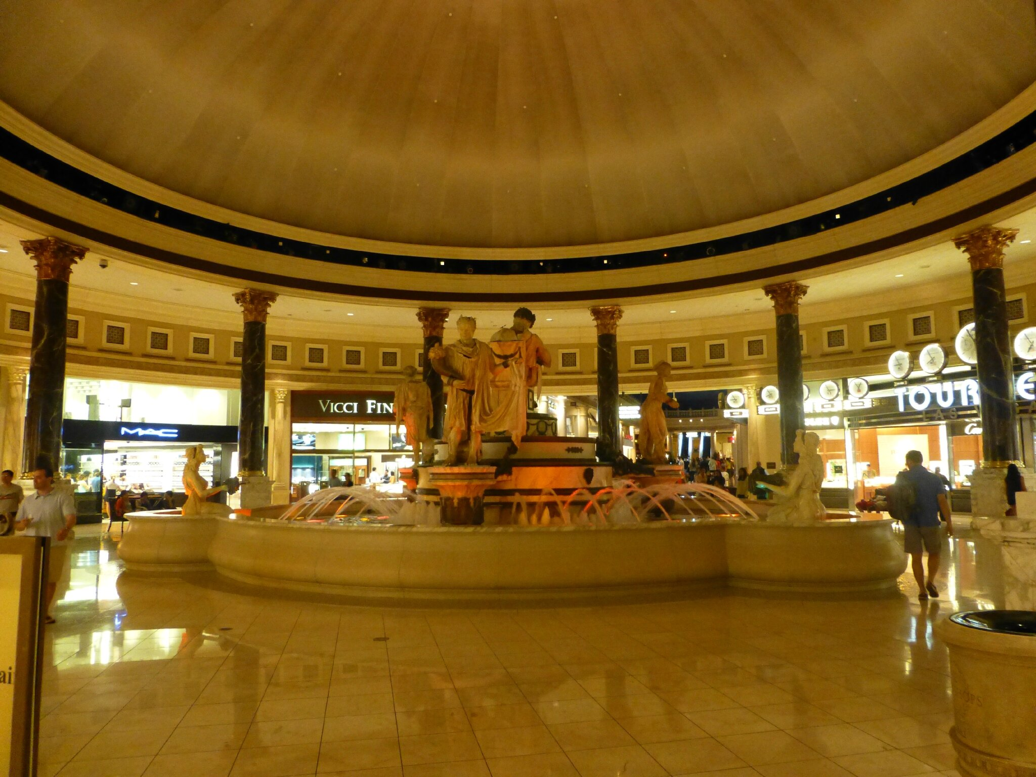 Forum Shop Caesar palace (31)