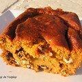 Cake potimarron - noix