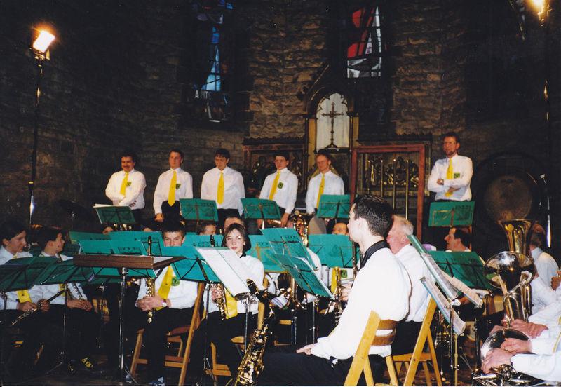 Concert Anseremme - janvier 1999 (percussions)