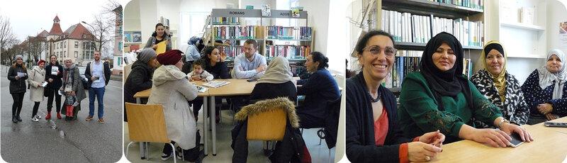 Quartier Drouot - Conseil participatif - Action d'information
