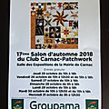 Expo club de patch de carnac