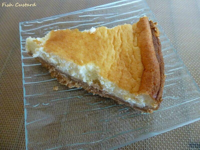 Cheesecake américain à la vanille (12)