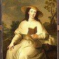 LOUISE ADELAIDE D'ORLEANS (1698-1743), abbesse de Chelles : port