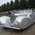 MERCEDES 500K W29 Stromlinien Roadster Erdmann & Rossi 1936 Schwetzingen (1)