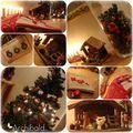 Preparing christmas...