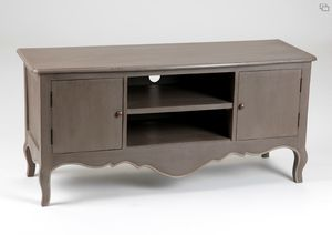 meuble tv taupe agnes