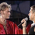 johnny hallyday david hallyday mirador