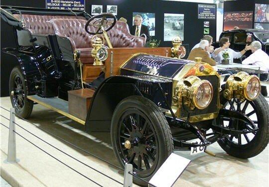 Benz Torpédo 35/40 PS de 1906