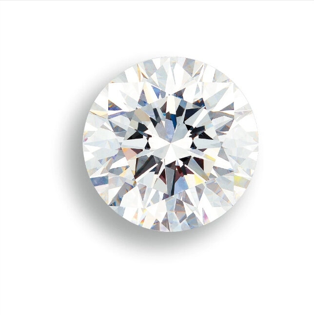 An Unmounted 21.05-carat E / IF Diamond