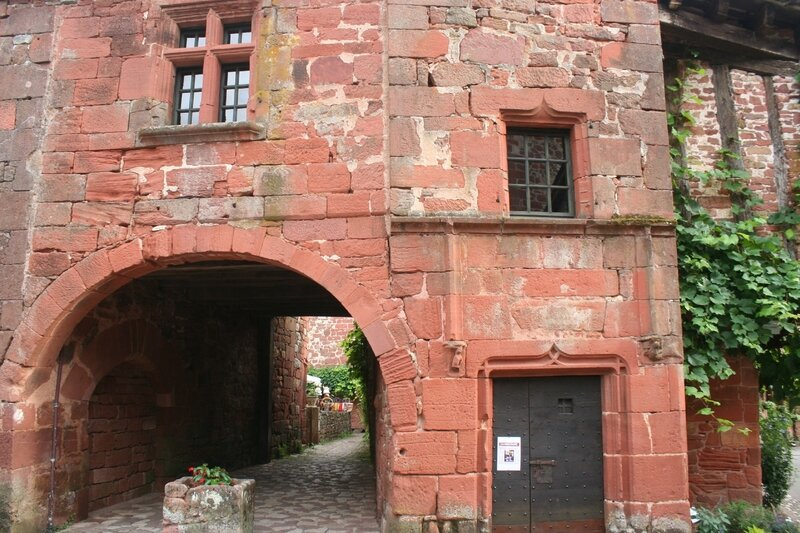 Collonges la Rouge 062