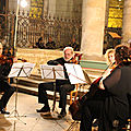 25 - le quatuor à cordes de l'orchestre de chambre du conservatoire de Greve in Chianti