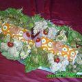 les salades السلاطات