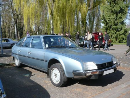 CITROËN CX 25 Pallas IE automatic Strasbourg - PMC (1)