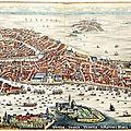 Venice, by Johannes Blaeu, 1704